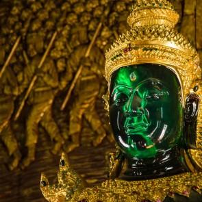 Emerald Buddha, Chiang Mai, Thailand Asia Banita Tour