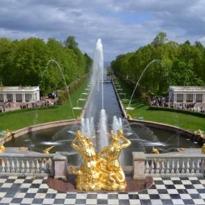 Peterhof Russia