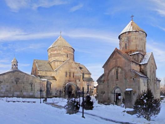 Tsaghkadzor, Kecharis monastery Armenia Banita Tour