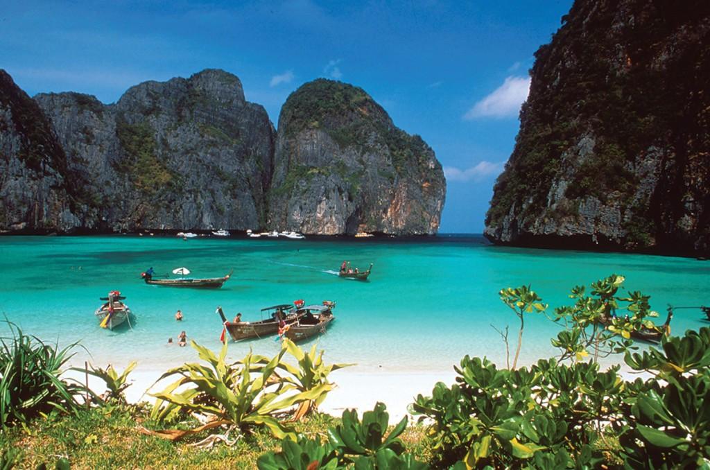 Phi Phi Island Thailand Asia Banita Tour