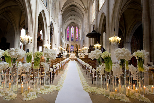 Church Wedding Abroad Banita Tour