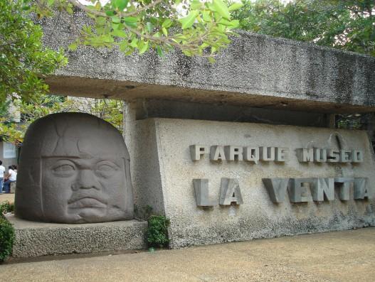 De la Venta Museum Mexico Banita Tour