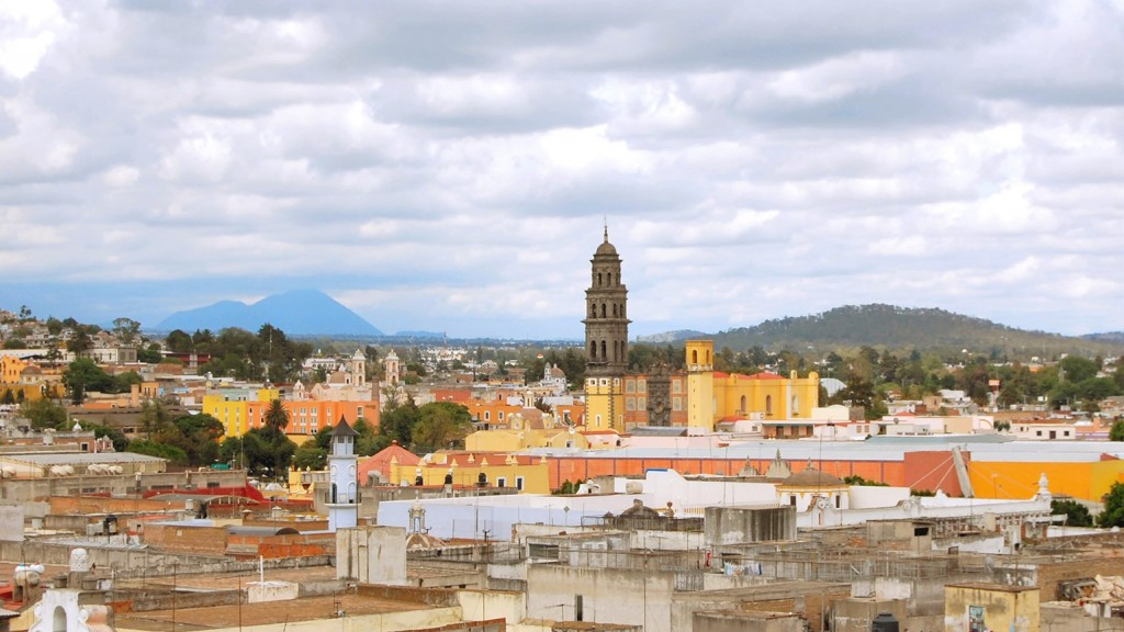 Puebla is a Unesco World Heritage Site and the fourth-largest city in Mexico Banita Tour