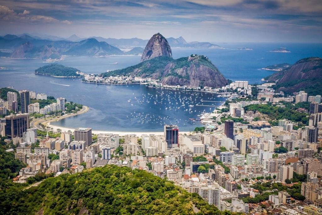 Rio De Janeiro Brasil Sugar Loaf Mountain Banita Tour