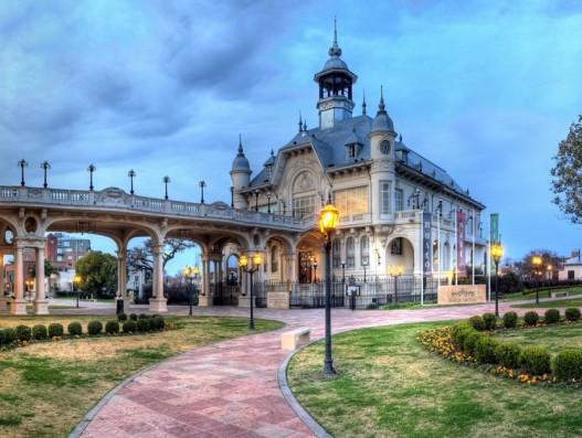 Tigre, Buenos Aires Municipal Museum of Art America Argentina Banita Tour