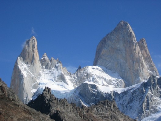 fitz roy mountain Argentina National park torres del paine banita tour