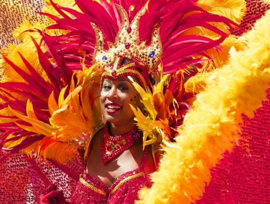 rio carnival woman dance performar travel tour banita