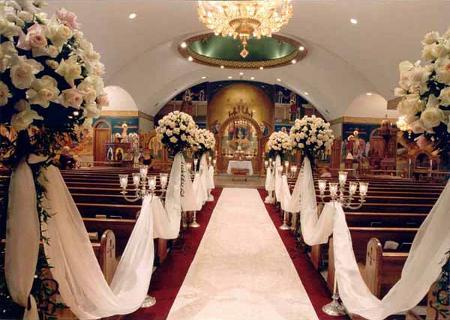 wedding-church-decorations