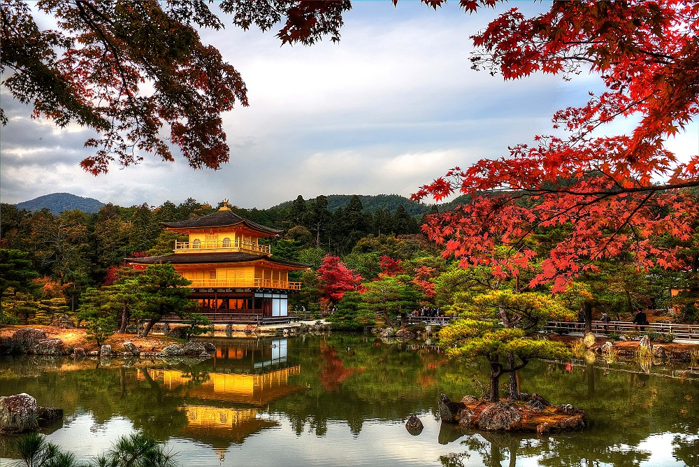 Daitoku-ji which is a series of Zen temples Kyoto Japan Banita Tour Operator