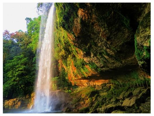 Misol-Há_Waterfall