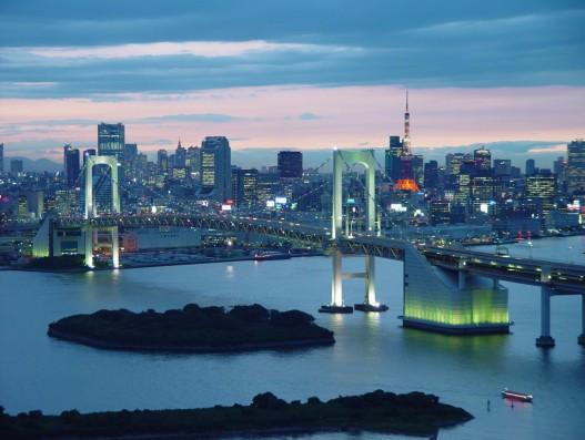 Odaiba Tokyo Japan Banita Tour Operator