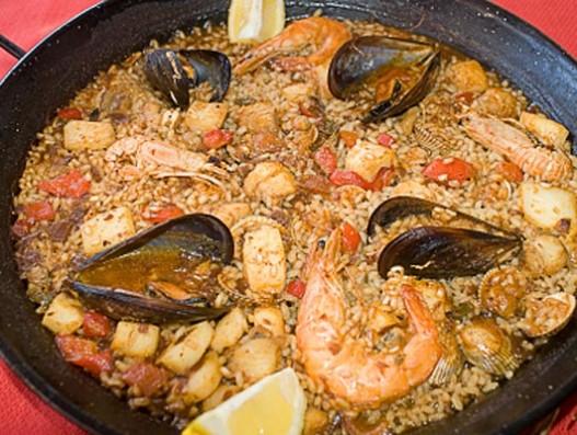 Valenciaspain-paella