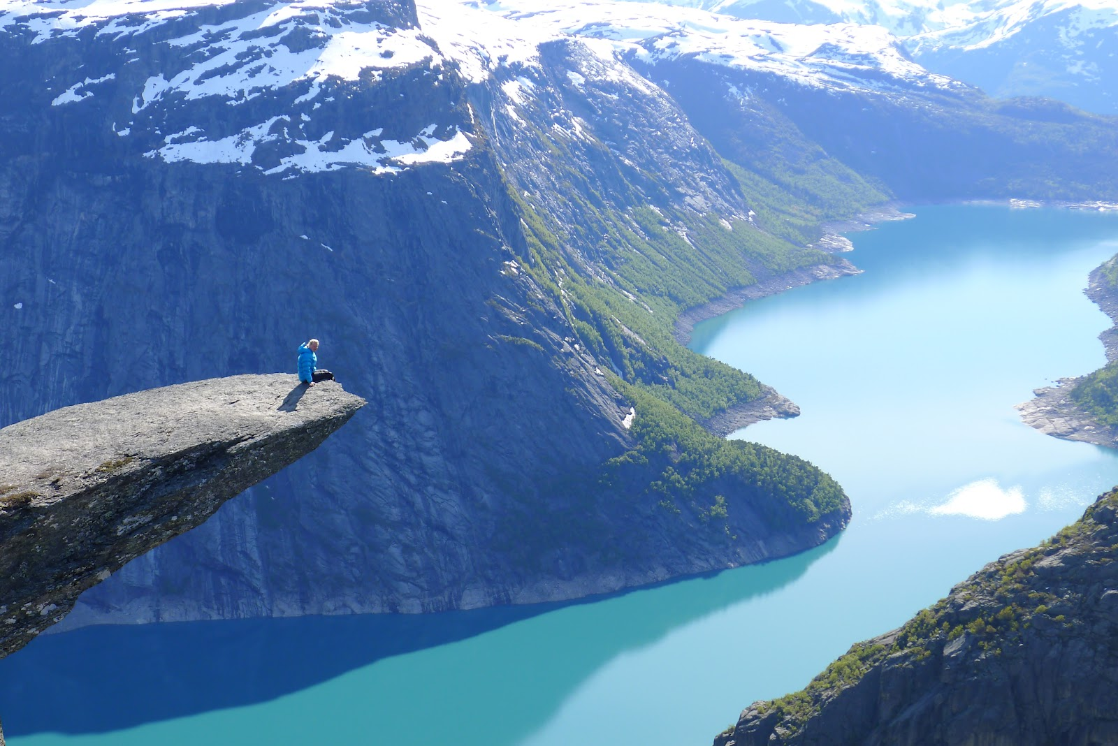 Norway country of mountains and fjords BANITA TOUR