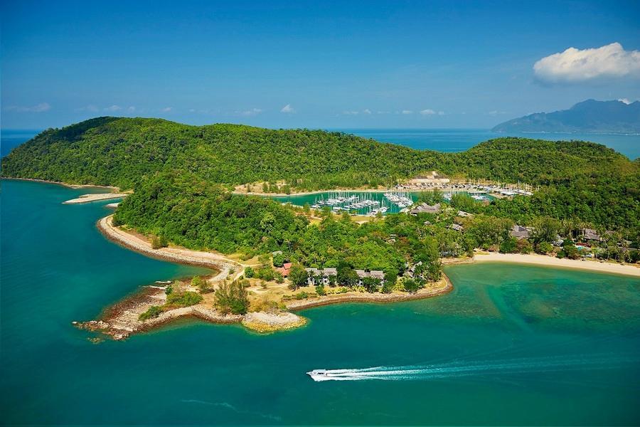 Rebak Island Resort Langkawi -  A Taj Hotel Malaysia Asia Spa Wellness Banita Tour