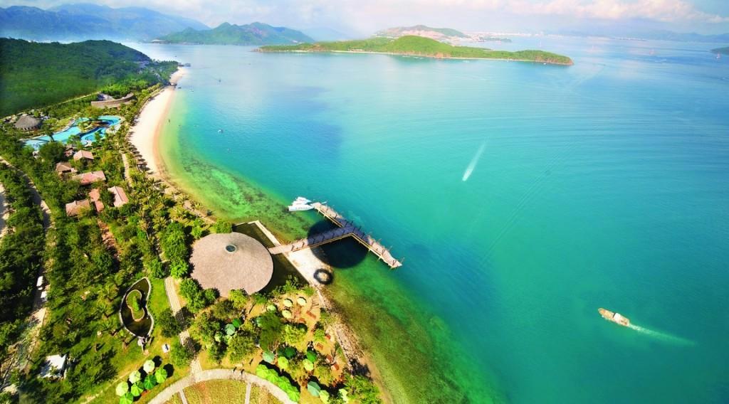 Bai dai Nha trang Vietnam Beach holiday, vacation, trip, banita tour, excursion, relax