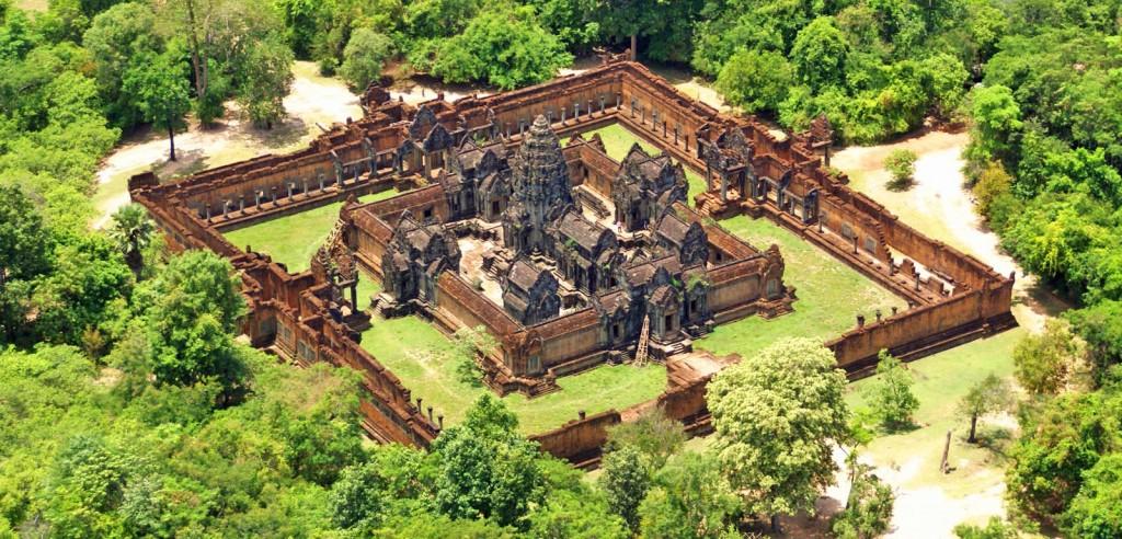 Banteay Samra Cambodia Asia Temple Banita Tour