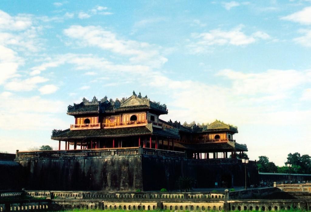 Hue- Perfume River -Thien Mu Pagoda- Imperial Citadel, Vietnam, Asia, Banita tour,