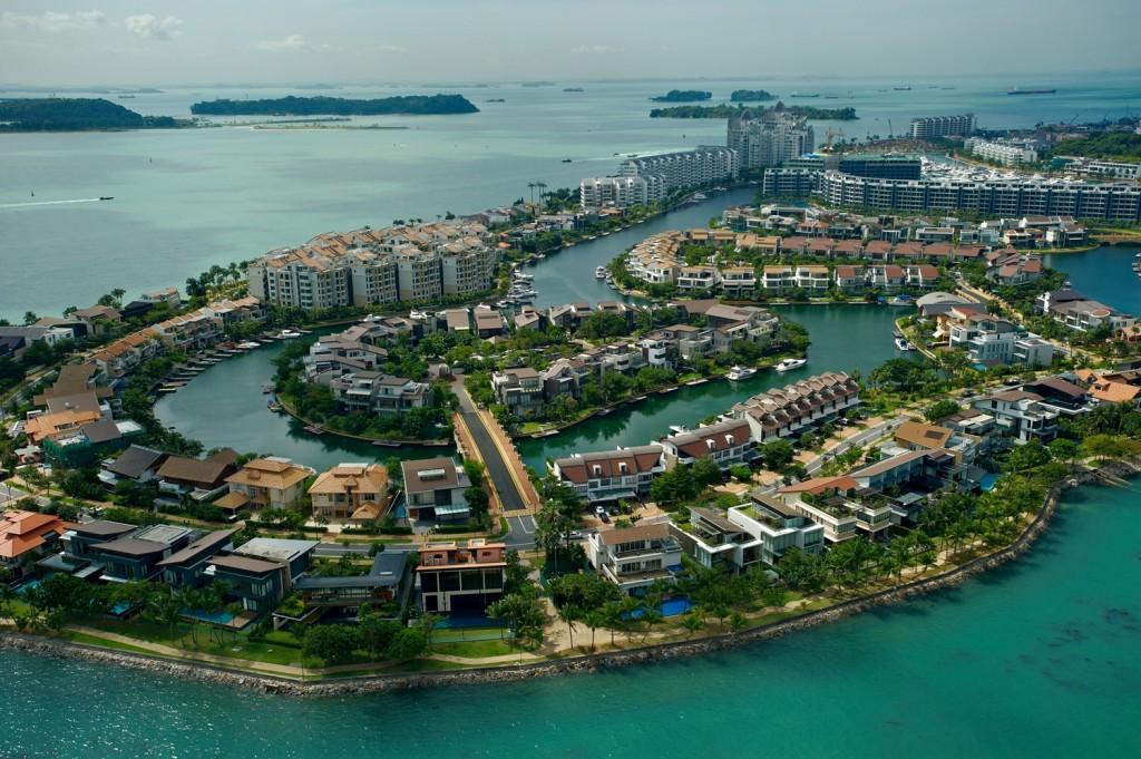 Sentosa Island, Singapore Asia Travel Tourism Banita Tour Operator