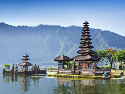 Ulun Danu Batur Bali Temple
