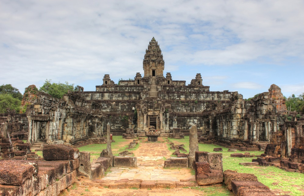 The Roluos Group of Temples in Angkor Cambodia Banita Tour
