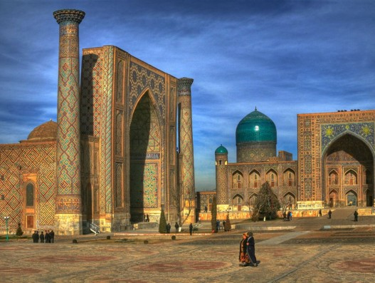 The Great Silk Road Tashkent Khiva Bukhara
