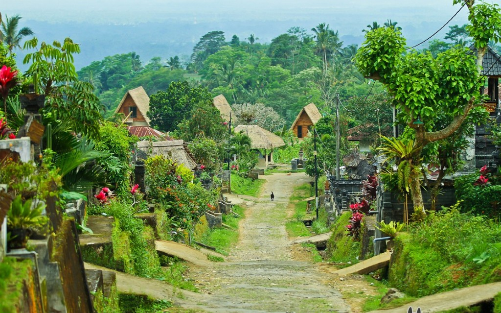 Balinese villages Bali banita Tour