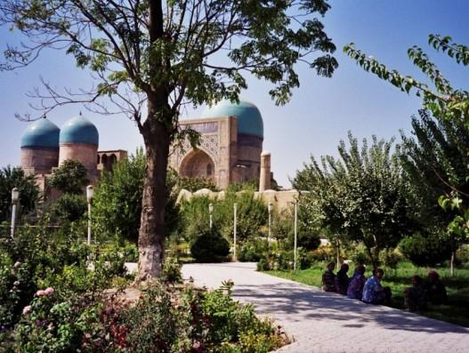 Shakhrisabz_uzbekistan