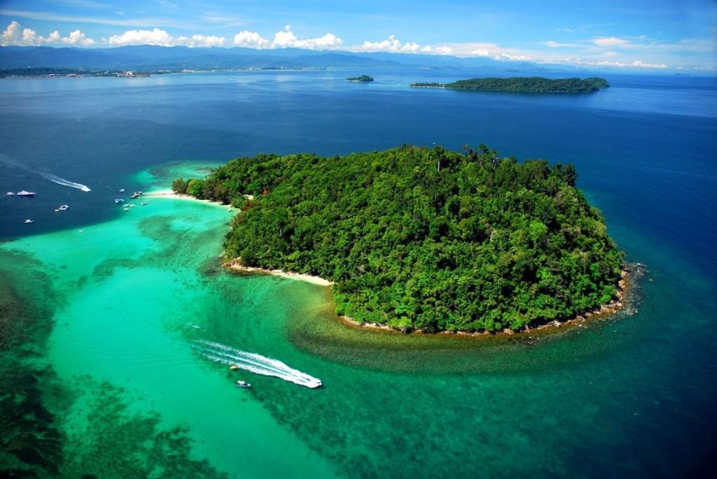 Sapi Island Malaysia Banita Tour