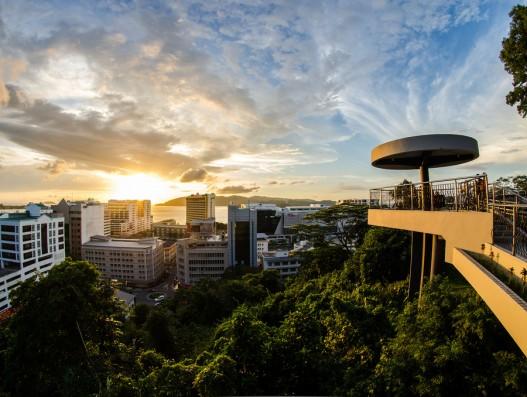 Signal Hill Observatory Platform Malaysia Banita Tour