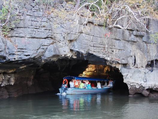 Langkawi limestone caverns mangrove banita tour operator