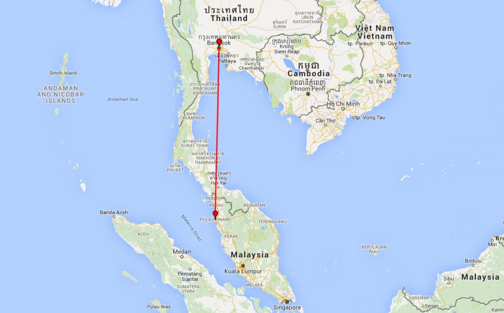 Penang island – a Paradise in Malaysia Asia banita Tour
