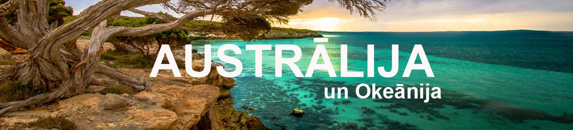 Celojums Austrālija