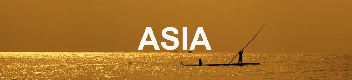 Asia Boat Driver
