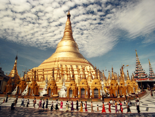 ceļojums uz Birmu