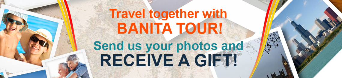pastavigi klienti - foto atlaide- gift travel discount offer Banita Tour
