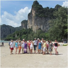 Fam trip to Thailand from Banita Tour 1