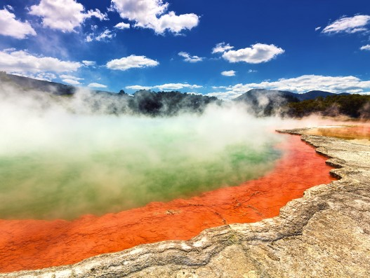 Wai-O-Tapu, New Zealand's Geothermal Wonder