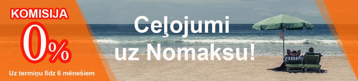 Ceļojumi uz Nomaksu līdz 6 mēnešiem Banita Tour