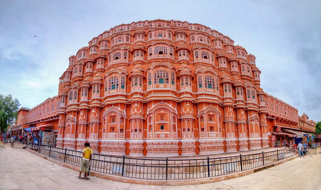 Hawa Mahal india Jaipur banita tour