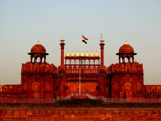 Red Fort Delhi India banita tour operator