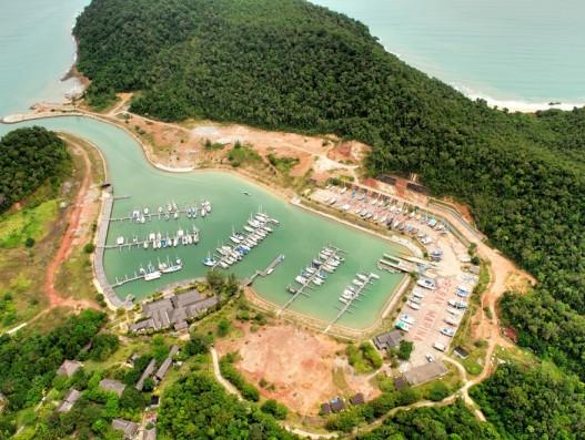 Langkawi Malaysia view Landscape Banita Tour