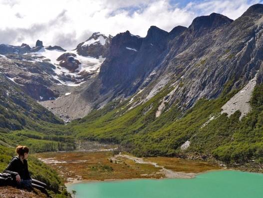 Tierra Del Fuego National Park Argentina America Banita Tour