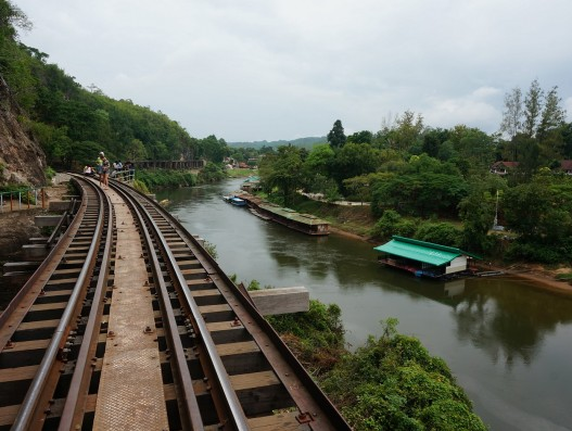 Thai-Burma Railway (Death Railway) Banita Tour Asia Travel