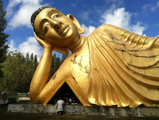 buddha, figure, golden, big, temple, thailand, phuket, buddhism , Banita Tour, Asia