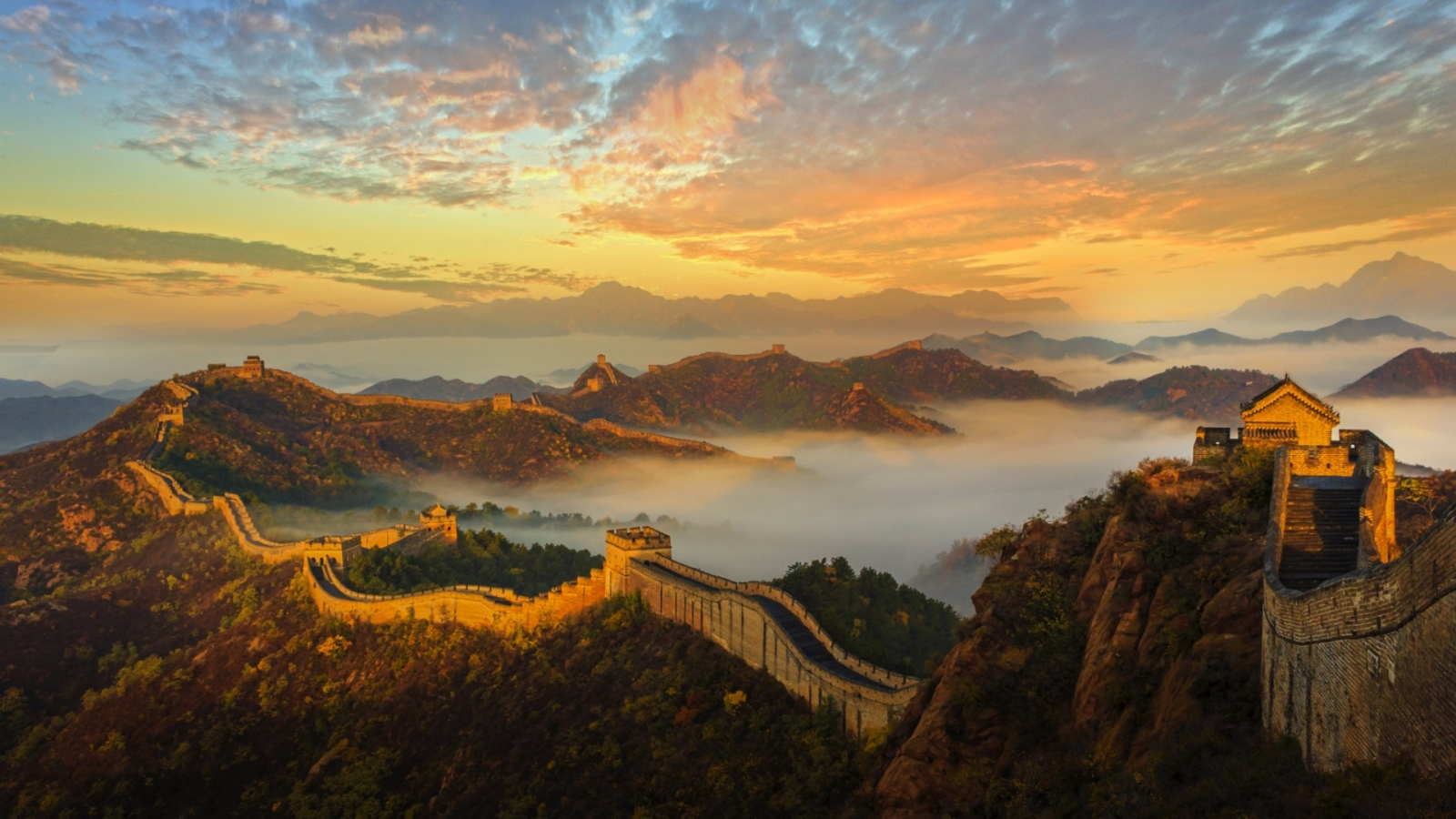 Excursion Tour - The Great Mysteries of China | BANITA TOUR