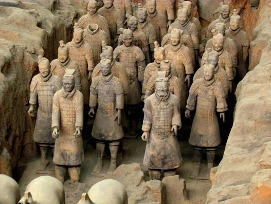 Терракотовая армия в Китае, China, Banita Tour