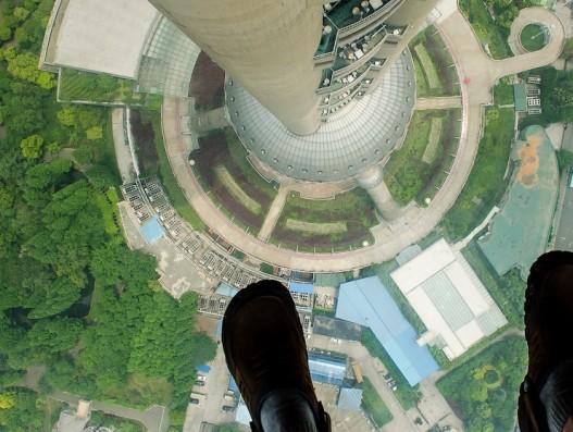 Шанхай. Телебашня Жемчужина Востока, China, Asia, Banita Tour
