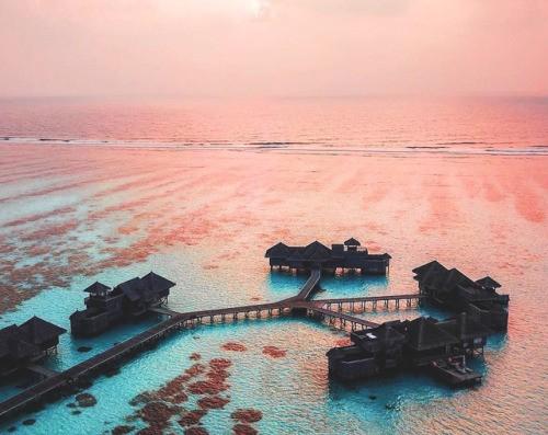 Maldives beauty Islands Banita Tour