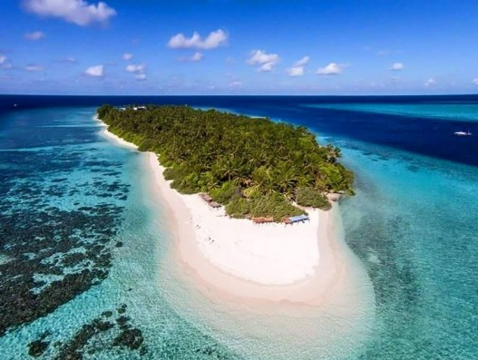 Thinadhoo - Guesthouses Maldives, Banita Tour, Relaxing holiday