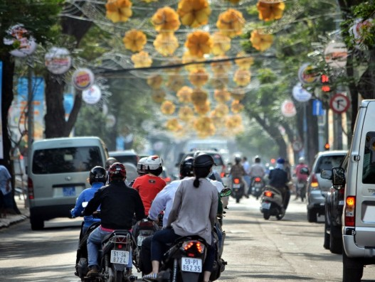 Vietnam road, Asia, Exotic, banita tour